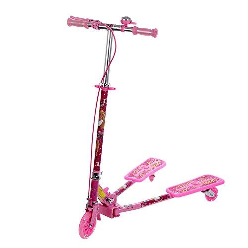 Barbie 芭比 前刹蛙式车-图片