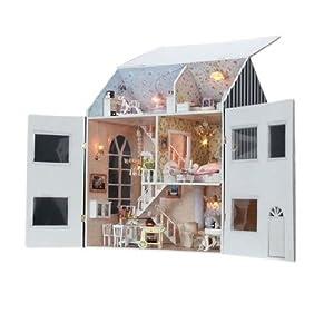 纸盒子手工制作别墅