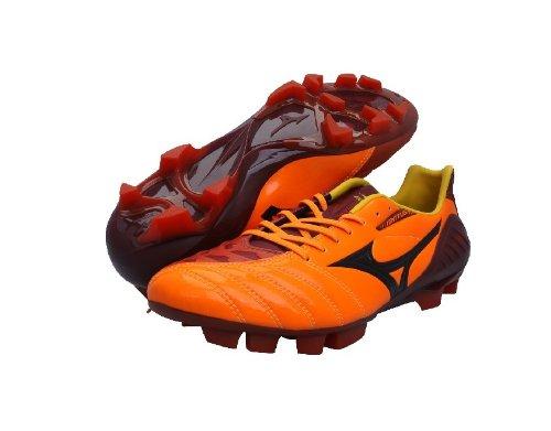 新款正品 美津浓 IGNITUS 无回旋3代 FG 玻璃纤维 男子顶级足球鞋
