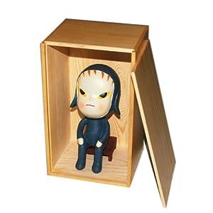 独家 奈良美智失眠娃娃 手工制作 木盒包装 代写贺卡