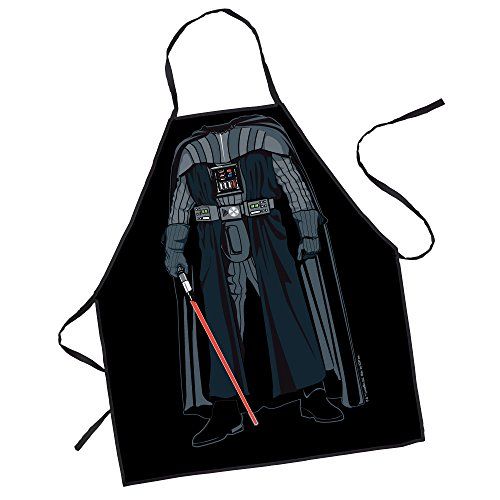 商品icup 14264 kids apron star wars darth vader character kids