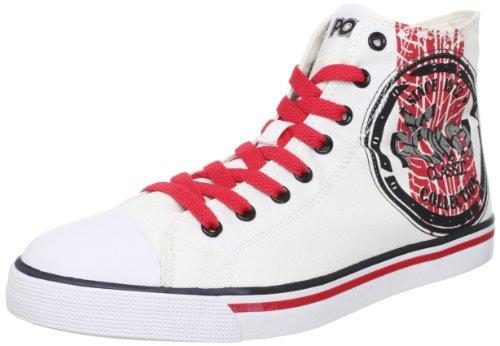 PONY 波尼 Old School复古经典 男 帆布鞋Shooter  922M1A02SW