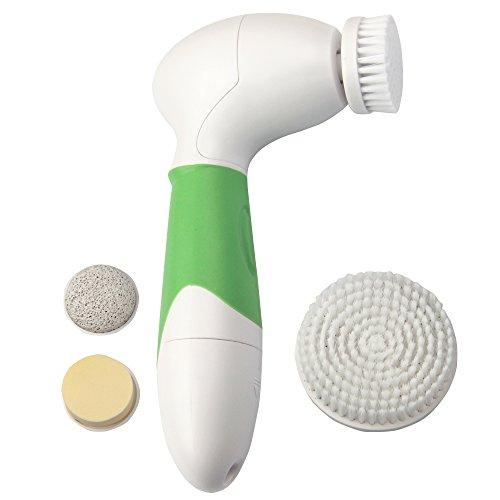 GESS 德国品牌 GESS682 电动防水洗脸机 超声波美容仪 家用洁面仪-图片