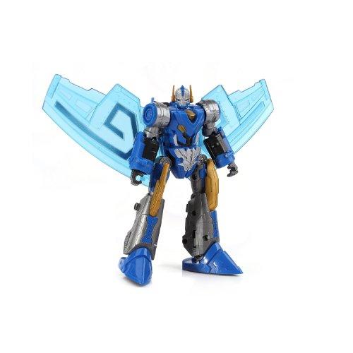 回至 正版奥迪双钻武战道玩具 武战道变形机器人战斗飞机 破天冰500
