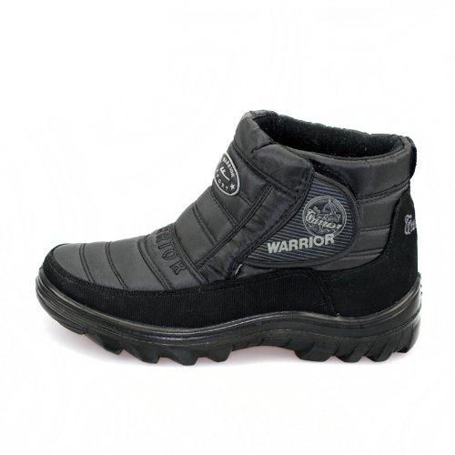 Warrior 回力 WBN-122 冬季必备经典毛绒内里舒适保暖运动鞋