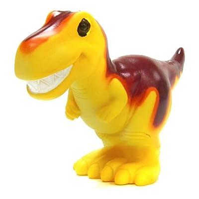 可爱卡通套装霸王龙三角龙动物模型玩偶恐龙3岁以下
