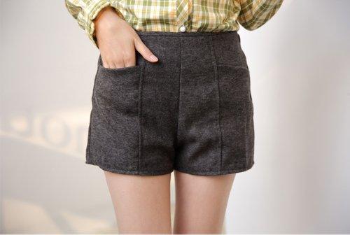inggo 英格 2014新款 百搭 短裤 裙裤