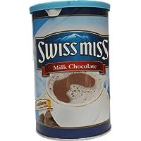 SWISS MISS 瑞士小姐 牛奶巧克力 冲饮粉 737g