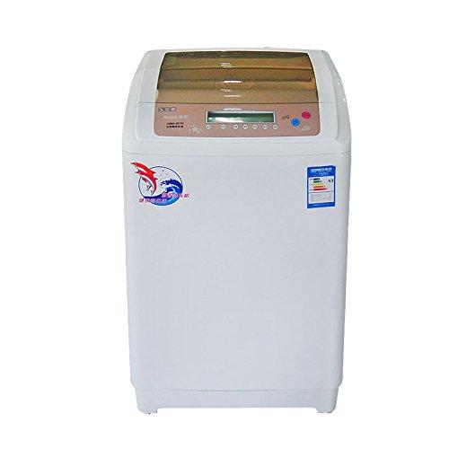 Haipu海普 XQB80-8077H/洗衣机/全自动/波轮/8.0kg/钻石不锈钢桶 (金色)-图片