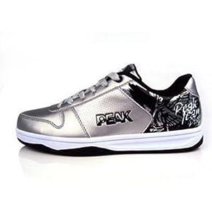 PEAK 匹克 男款潮流板鞋 时尚复古鞋 耐磨运动鞋 R13521B