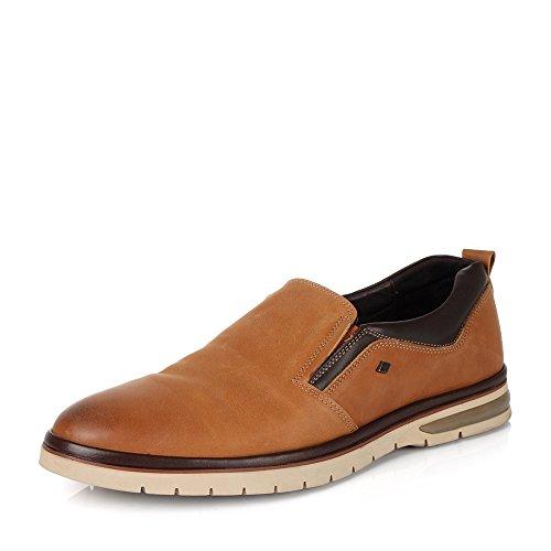 Senda 森达 森达冬季专柜同款打蜡牛皮男皮鞋 GZ102DM5