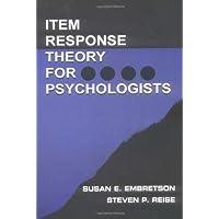 Item Response Theory项目反应理论