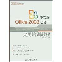 中文版Office2003七合一实用培训教程/电力新概念标准培训教程系列