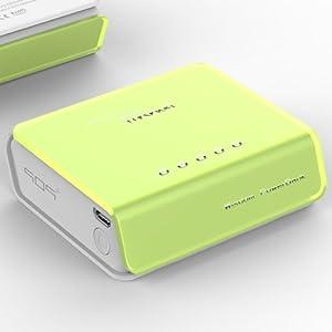 建议选用品魅或正规品牌电源适配器为其充电, (2)移动电源存在转化