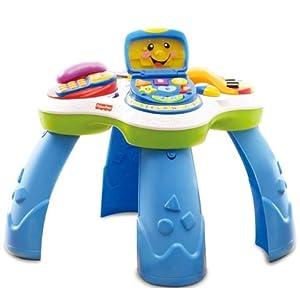 费雪 益智玩具 宝宝学习桌(双语版)P8017