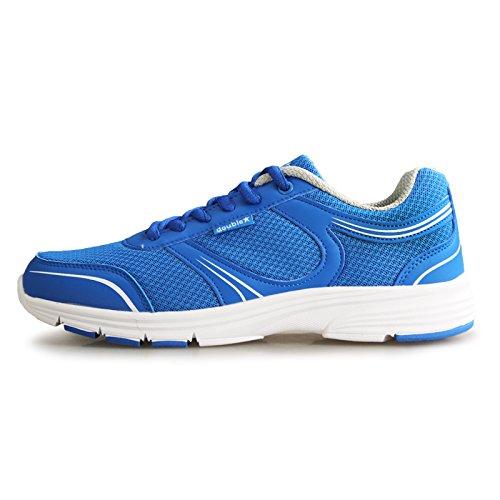 DOUBLE STAR 双星 DSA761 运动休闲男鞋网面超轻低帮跑步鞋舒适透气经典板鞋