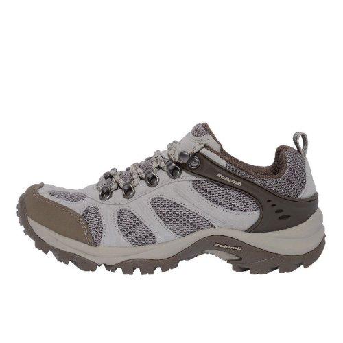 Kolumb 哥仑步 2013新款女子户外运动低帮透气防滑徒步鞋 404971 棕色