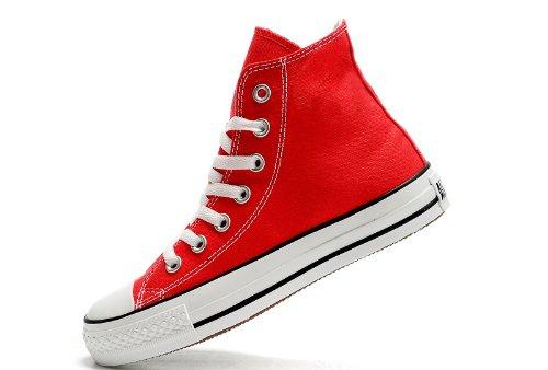 Converse 匡威 帆布板鞋 高低帮鞋 情侣时尚潮流鞋101013(尺码偏大,建议拍小)