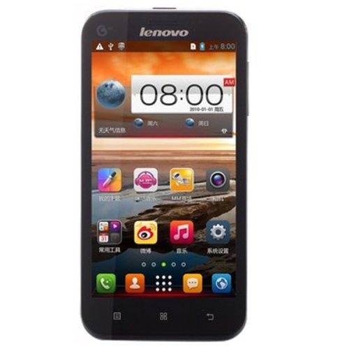 Lenovo 联想 A678T 3G手机(黑色) TD-SCDMA/GSM 双卡双待 四核处理器-图片