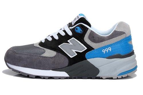 New Balance 新百伦 999系列 休闲 运动  跑步鞋 男士潮流鞋 新成:87  灰天蓝