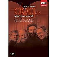 进口DVD:全新视像产品系列之 贝多芬:弦乐四重奏第三集