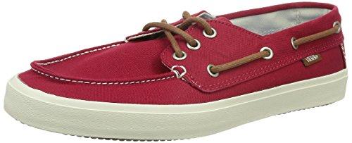 VANS 万斯 SF 男 板鞋 硫化鞋 VN-0ZTGFRK09000M 红色 42.0