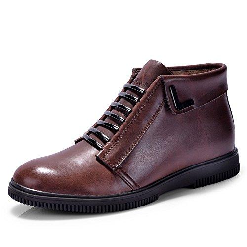 VANCAMEL 西域骆驼 秋冬 正品经典真皮休闲鞋时尚皮鞋D1342101055