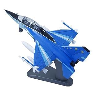 aoqi 澳奇 猎鹰l15 1:48 高级教练机 仿真合金模型 猎鹰飞机模型 航模