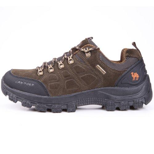 Can·Torp 肯拓普骆驼  正品登山鞋户外运动鞋徒步鞋旅游鞋男鞋防水透气D13057