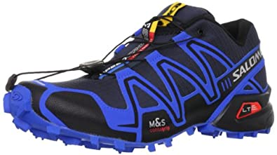 Salomon 萨洛蒙 男越野跑步鞋 Speedcross 3 127609