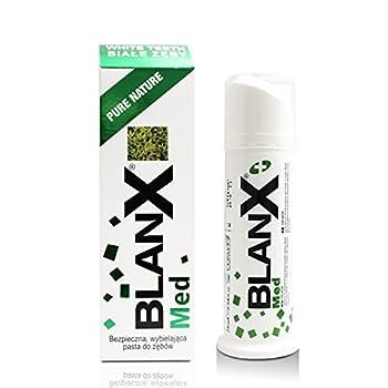 Blanx 倍林斯 天然沁新亮白牙膏75ml