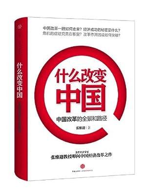 什么改变中国:中国改革的全景和路径.pdf