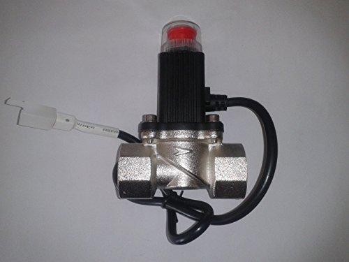 罗伯特 家用燃气切断阀 口径:dn15 阀体材质:铝合金,天然气切断阀 与图片