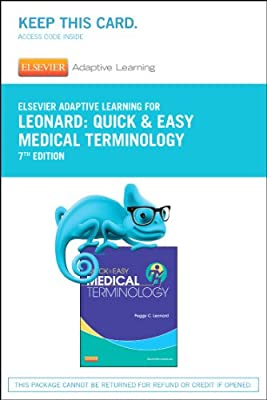 Elsevier Adaptive Learning for Quick & Easy Medical Terminology.pdf