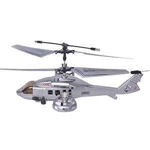 创翔全金属结构4通道合金遥控直升飞机