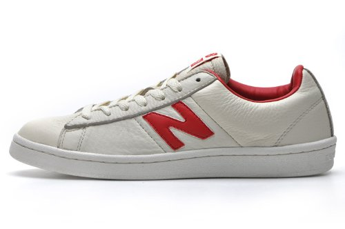 New Balance 新百伦 纽巴伦 男士891系列 休闲运动鞋 跑步鞋 米白红