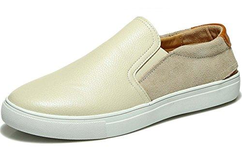 Guciheaven 英伦男士皮鞋 时尚低帮板鞋 商务休闲鞋 户外休闲鞋 驾车鞋 懒人一脚蹬男鞋JRSGH6003
