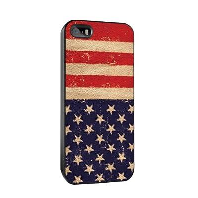5s美国国旗彩膜壁纸