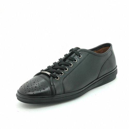 TIMOTHY&CO 迪迈奇 镂空纹 透气舒适 经典款 男式休闲鞋QLXTE12-01A