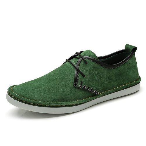 Camel 骆驼 男鞋 2013新品 磨砂皮 系带日常时尚休闲鞋 82002600