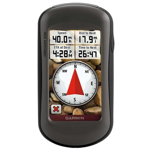 GARMIN 佳明 Oregon550  户外手持式导航仪