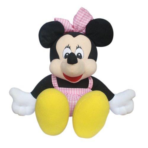 迪斯尼公仔头粒子抱枕系列 米妮公仔头抱枕 卡通型 000637 (正版授权)