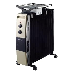 GREE格力11片智能温控电热油汀NDY07-21  三档可调 宽片 隐藏式收线 ¥379