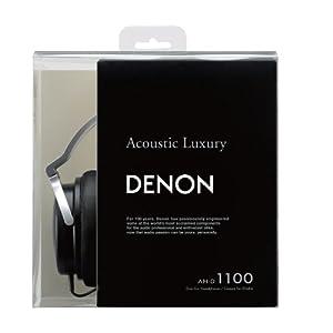 号称供不应求?DENON天龙 AH-D1100头戴式耳机