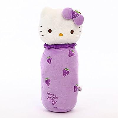 水果kitty抱 公仔 靠垫 可爱 创意礼品七夕节礼物(56厘米葡萄款水果图片