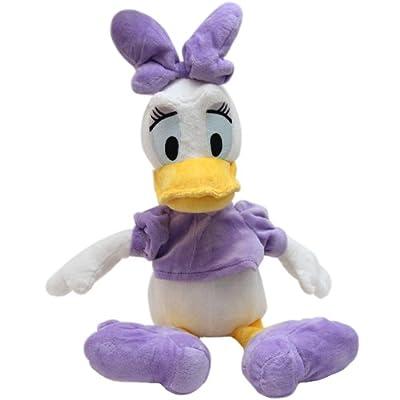 唐老鸭公仔毛绒玩具 黛丝鸭 儿童生日礼物 (黛西)图片