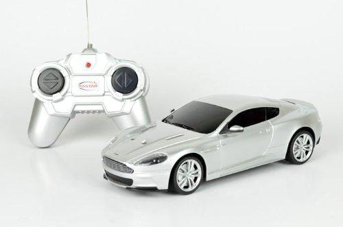 星辉遥控车模 24 阿斯顿马丁db9 跑车 遥控车汽车模型玩具高清图片