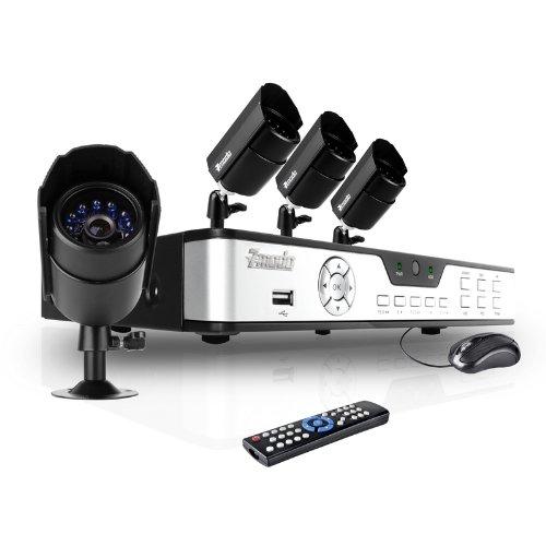 智美达 ZMD-KDA4-CARAZ4ZP 600线 4路 视频监控系统 ¥929用码后¥464.5