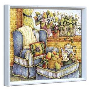 腾画 现代装饰画客厅卧室餐厅画 卡通画儿童画 挂画壁画 圣诞礼物