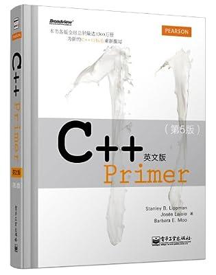 C++ Primer英文版.pdf